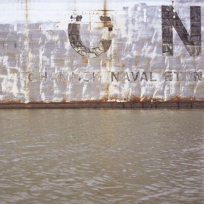 Frank Hallam Day, 'Ship Hull #52', 2005