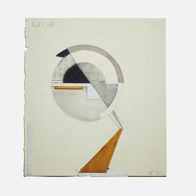 Christina Kruse, 'Head 4 wb', 2017