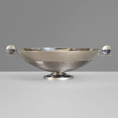 Johannes Siggaard, 'Footed bowl', 1933