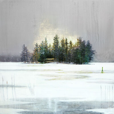 Steven Nederveen, 'Winter Solitude', 2021