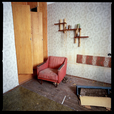 Carolina Sandretto, 'Red room', 2013-2017