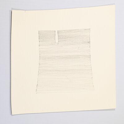 Elizabeth Youngblood, 'Striated Blue', 2020