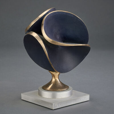 Robert Engman, 'Single Circle, Variation 3',