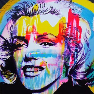 Jack Graves III, 'Marilyn Monroe Icon III', 2018