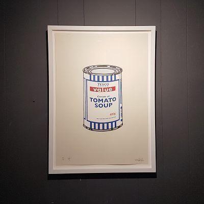 Banksy, 'Soup Can: Original Colourway A/P', 2005