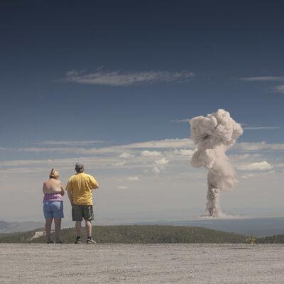 Clay Lipsky, 'Atomic Overlook: 01, 2012'
