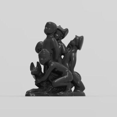 Julia Beliaeva, 'THE MUSEUM OF DEMATERIALIZED SMALL PORCELAIN FIGURINES', 2017
