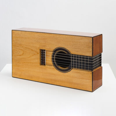 Glenda Leon, 'Musica Concreta (Guitarra)', 2019