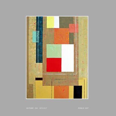 Richard Roblin, 'Autumn', 2007
