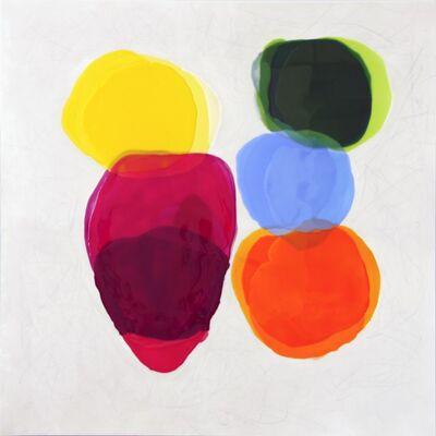 Farida Hughes, 'Colorful Connections'