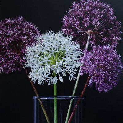 Glen Semple, 'A Little Bit of Allium', 2012