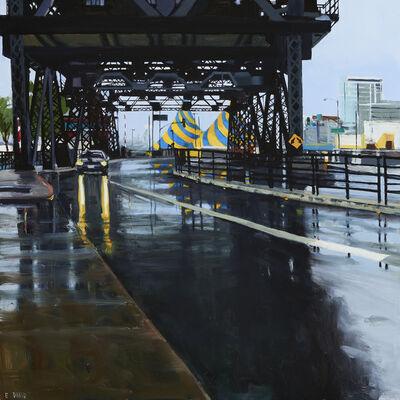 Eileen David, 'Circus Tents and Rain', 2017