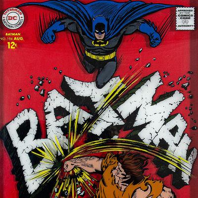 Michael Suchta, 'Batman #194', 2014