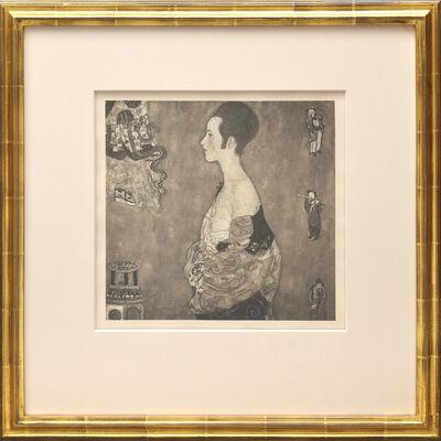 Gustav Klimt, 'Mädchen im Profil.', 1931