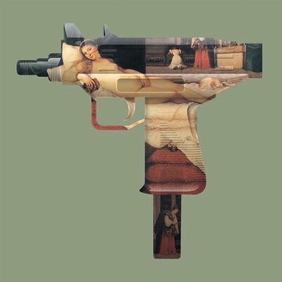 Magnus Gjoen, 'Venus Machine Gun', 2011