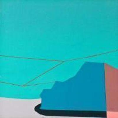 Cláudia Porto, 'The Tram - Belem', 2014