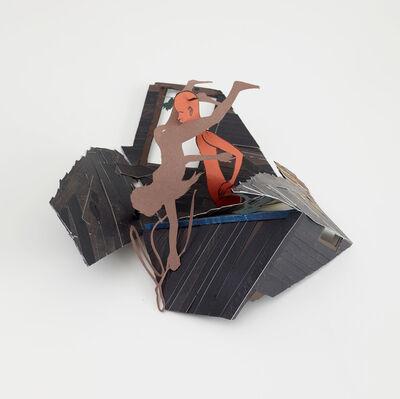 Kara Walker, 'Cabin', 2009