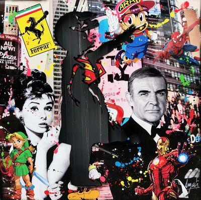 Auguste, 'Mister Bond, my balloon !', 2019