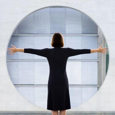 Anna Devis + Daniel Rueda, 'Vitruvian Woman', 2019