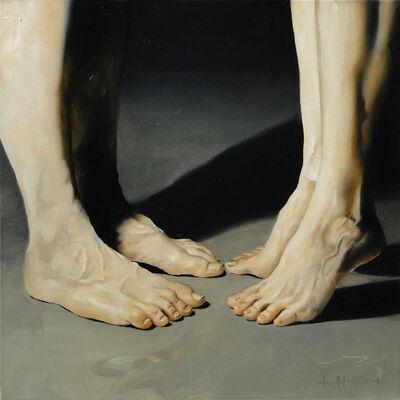 Filippo Manfroni, 'Il Bacio', 2018