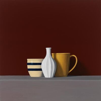 David Harrison, 'Large Still Life with Vase (#184)', 2012