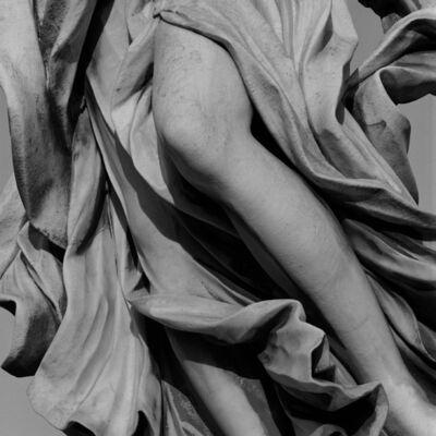 Hélène Binet, 'Levitation 09 - Ponte Sant'Angelo, Rome (Sculpture by Gian Lorenzo Bernini )', 2020