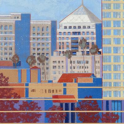 Alan Mazzetti, 'Street Specs', 2019