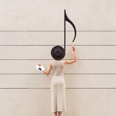 Anna Devis + Daniel Rueda, 'Note-worthy', 2019