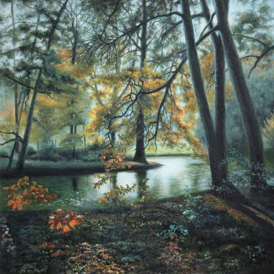 Zhang Shengzan 张胜赞, 'Backlight', 2008