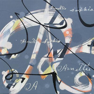 Catherine Courtenaye, 'Extracurricular 41 (Arnettie)', ca. 2014