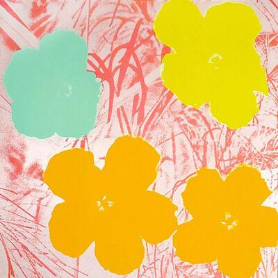 Andy Warhol, 'Flowers FS II.70', 1970