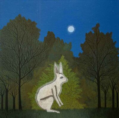 Jhuma Sharma Roy, 'Rabbit', 2021