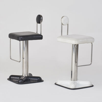 Joe Colombo, 'Two stools', ca. 1960s/70s