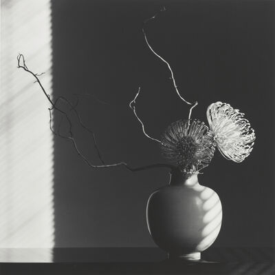 Robert Mapplethorpe, 'Flower Arrangement', 1986