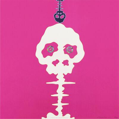 Takashi Murakami, 'Mushroom Bomb PINK ', 2001