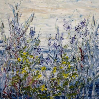Hanna MacNaughtan, 'Laughter On The Shore', 2018