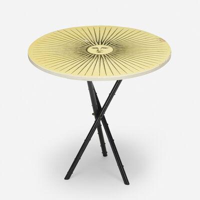 Piero Fornasetti, 'Sun occasional table', c. 1965