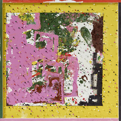 Tal R, 'punta de chroores', 2006