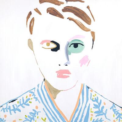 Erin Armstrong, 'Francis', 2021
