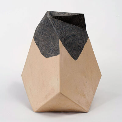 Cody Hoyt, 'Pentagonal Vessel with Twisted Rim', 2014