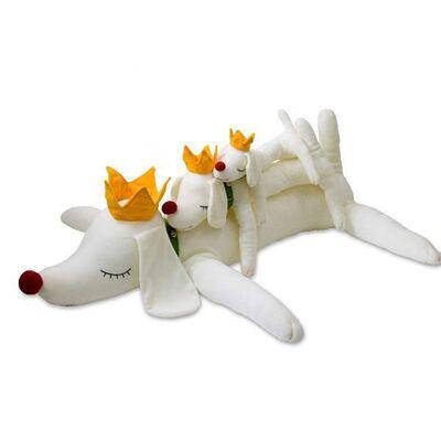 Yoshitomo Nara, 'Pupking Plush (Size S)', 2010-2020