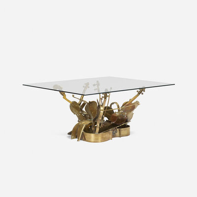 Arman, 'Untitled (table)', 1987