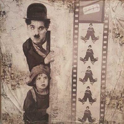 Nelson Fabiano, 'Charlie Chaplin', 2017