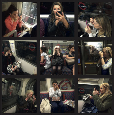 Oliver Dunsch, 'The Art of Commute: Make Up', 2016