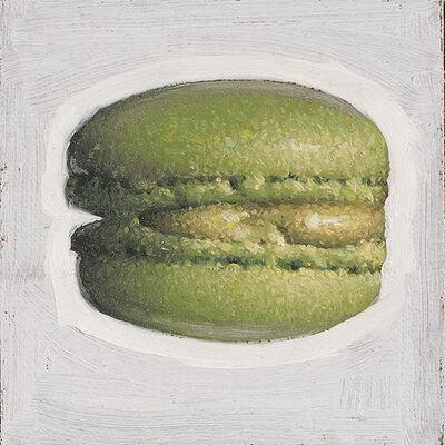 Anthony Mastromatteo, 'Pistachio Macaron', 2016