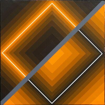 Horacio Garcia-Rossi, 'Couleur lumière', 1992
