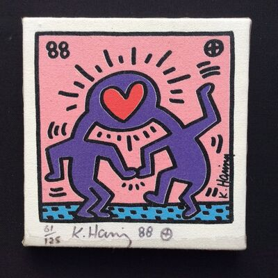 Keith Haring, 'Untitled ', 1988