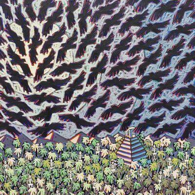 Tom Francis, 'Night Birds', 1995