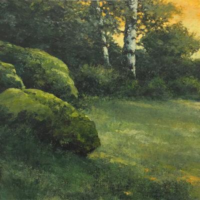 Shawn Krueger, 'Field and Stone Study', 2019