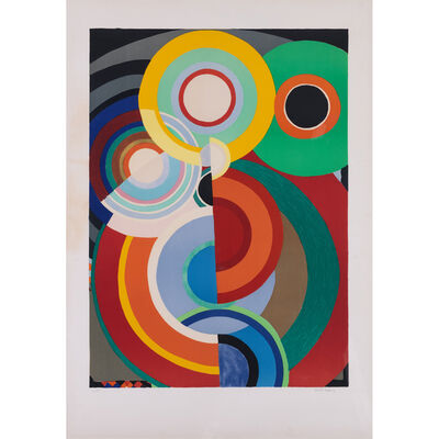 Sonia Delaunay, 'Automne', circa 1965
